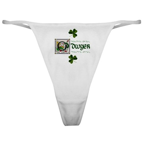 O'Dwyer Celtic Dragon Classic Thong