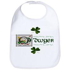 O'Dwyer Celtic Dragon Bib