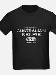 Property of Australian Kelpie T