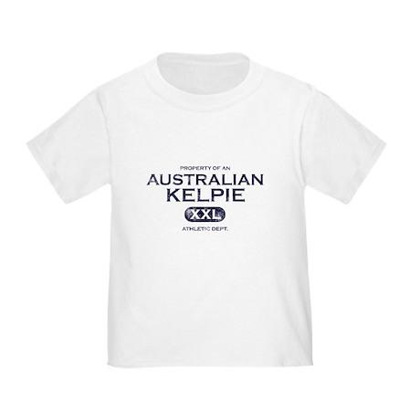Property of Australian Kelpie Toddler T-Shi