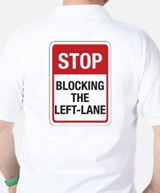 Stop Blocking T-Shirt