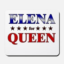 ELENA for queen Mousepad