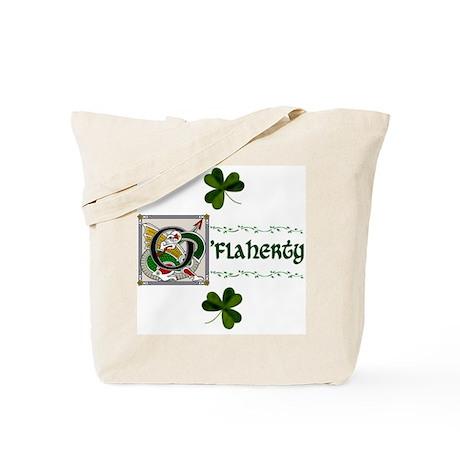 O'Flaherty Celtic Dragon Tote Bag