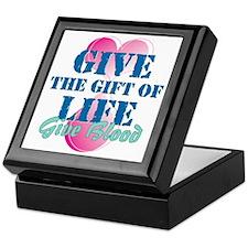 Gift of Life BD Keepsake Box