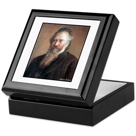 "Faces ""Brahms"" Keepsake Box"