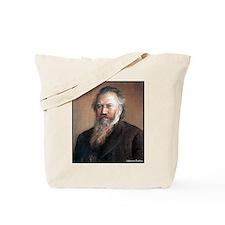 """Faces """"Brahms"""" Tote Bag"""