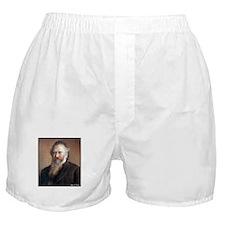 """Faces """"Brahms"""" Boxer Shorts"""