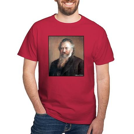 """Faces """"Brahms"""" Dark T-Shirt"""