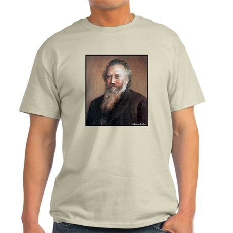 """Faces """"Brahms"""" Light T-Shirt"""