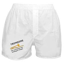 Trombone Genius Boxer Shorts