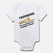 Trombone Genius Infant Bodysuit