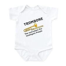 Trombone Genius Onesie