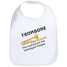Trombone Genius Bib