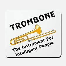 Trombone Genius Mousepad