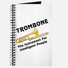 Trombone Genius Journal