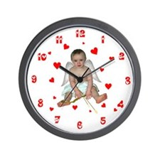 Little Cupid Wall Clock