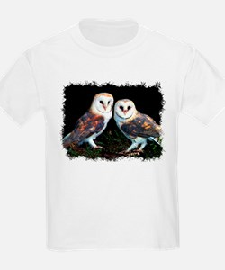 Unique Owl T-Shirt