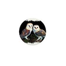 Eagle personalized Mini Button