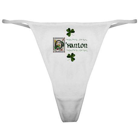 O'Hanlon Celtic Dragon Classic Thong