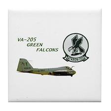 VA-205 Tile Coaster