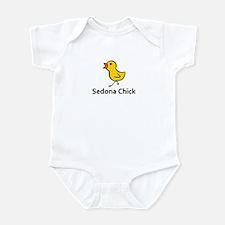 Sedona Chick Infant Bodysuit