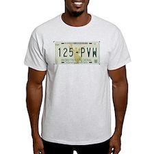 t-shirts Ash Grey T-Shirt
