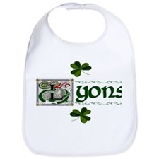 Lyons Celtic Dragon Bib