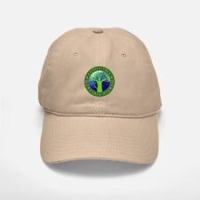 Earth Day Family Tree Baseball Baseball Cap
