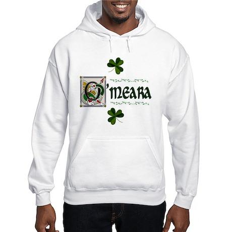 O'Meara Celtic Dragon Hooded Sweatshirt