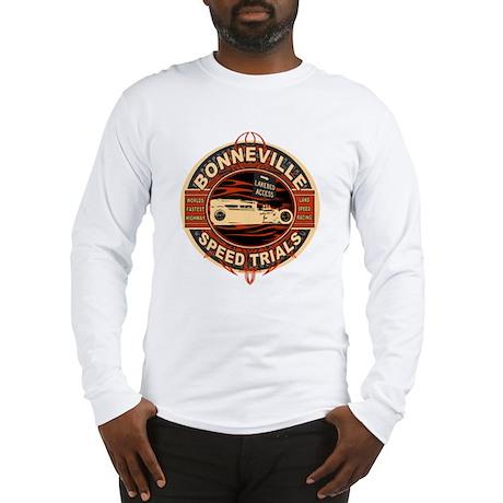 BONNEVILLE SALT FLAT TRIBUTE Long Sleeve T-Shirt