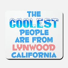 Coolest: Lynwood, CA Mousepad