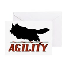 Agility Jumpin Greeting Cards (Pk of 20)
