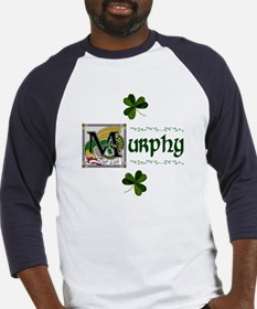 Murphy Celtic Dragon Baseball Jersey