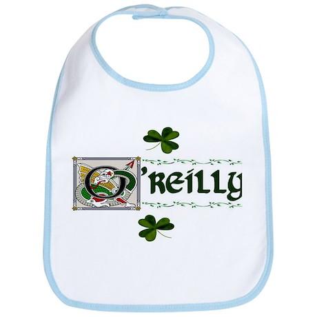 O'Reilly Celtic Dragon Bib