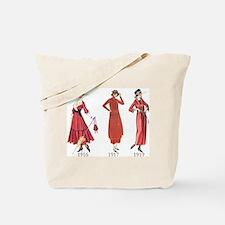 1910s Tote Bag