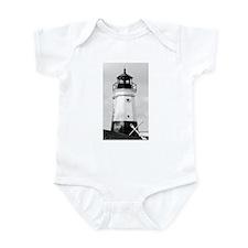 Vermillion Lighthouse Infant Bodysuit