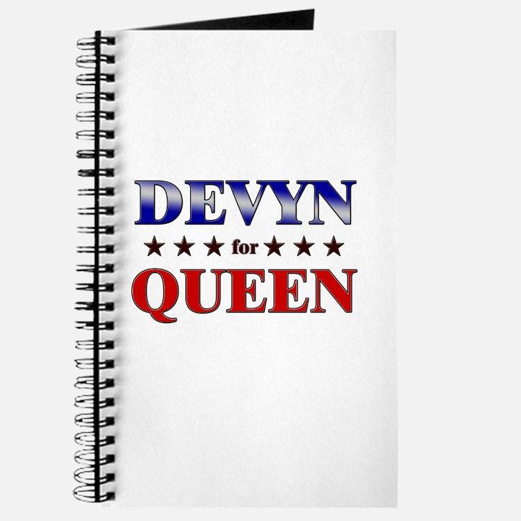 DEVYN for queen Journal
