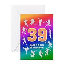 Year-Remember - Birthday Card - 39