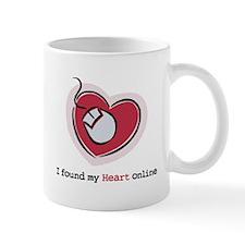 Found Heart Online - Mug