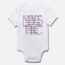 The Mystic Infant Bodysuit