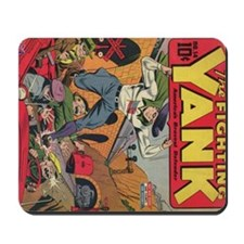 Fighting Yank issue 14 Mousepad