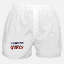 DESTINEE for queen Boxer Shorts