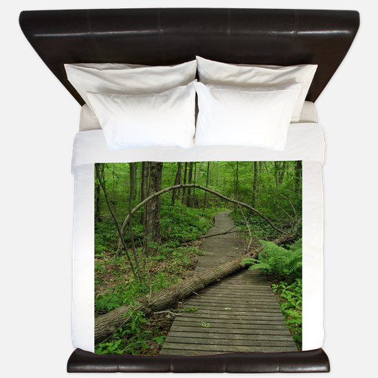 Path King Duvet