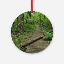 Path Round Ornament