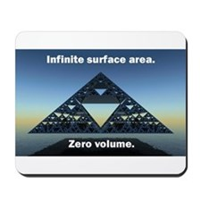 Sierpinski Triangle Mousepad