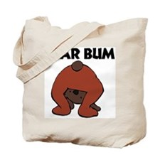"""BEAR BUM"" Tote Bag"