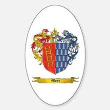 Moya Shield of Arms Oval Decal