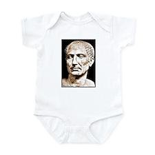 """Faces """"Julius Caesar"""" Infant Bodysuit"""