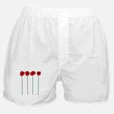 Poppies Boxer Shorts