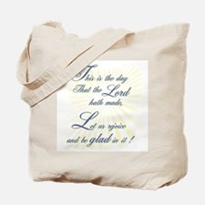 This is the Day the Lord hath Tote Bag